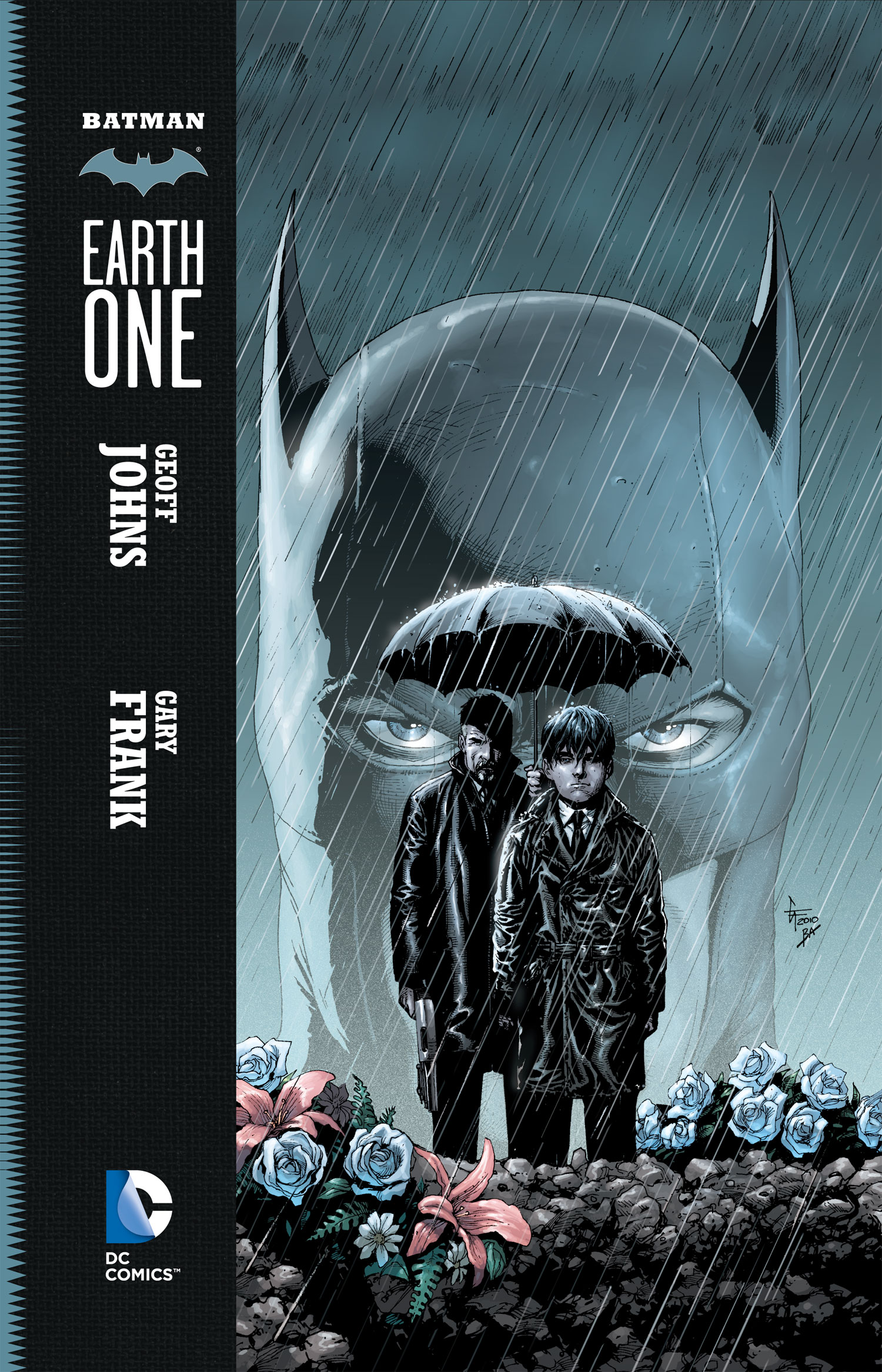 Cover for Batman: Earth One #1
