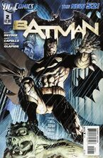 Batman Vol 2-2 Cover-2