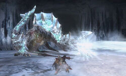MH3G-Agnaktor Subspecies Screenshot 01