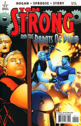 Tom Strong and the Robots of Doom Vol 1 5
