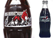 FinalFantasy CocaColaBottle