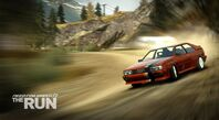 Audi quattro nfs the run