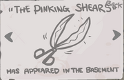 Pinkin shears