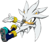 Sonic Channel - Silver The Hedgehog 2011