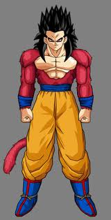 SSj4 gohan