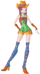 Copy of Winx-Fairies roxy cowgirl