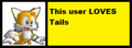 Userbox- Loves Tails.png