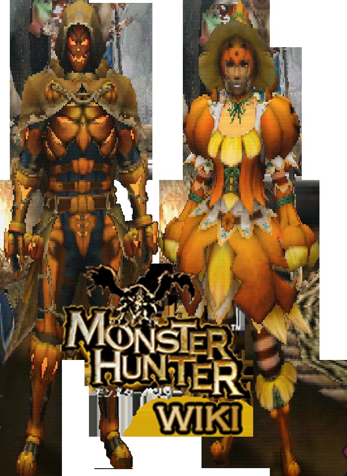 pumpkin armor mhp3