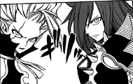 Erza and Mirajane