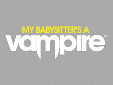 My Babysitters a Vampire Logo