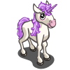 Purple Unicorn Foal-icon