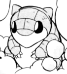 Red&#39;s Sandshrew