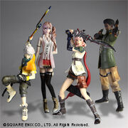 Ffxiii trading arts vol 1