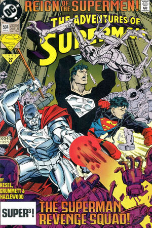 Adventures of Superman 504