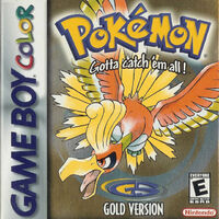 Pokemon Gold (NA)