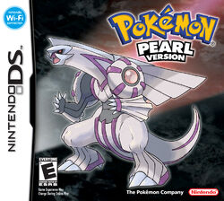 Pokemon Pearl (NA)