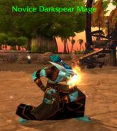 (Echo Isles) Novice Darkspear Mage 2