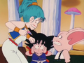 Bulma&amp;Oolong