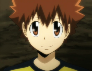 Tsuna in Echo Again