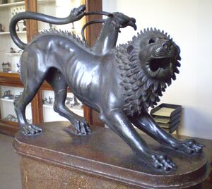 Chimera di Arezzo