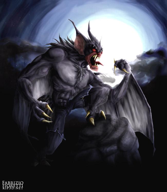 Man Bat vs Werewolf By Night - Battles - Comic Vine Manspider Vs Manbat
