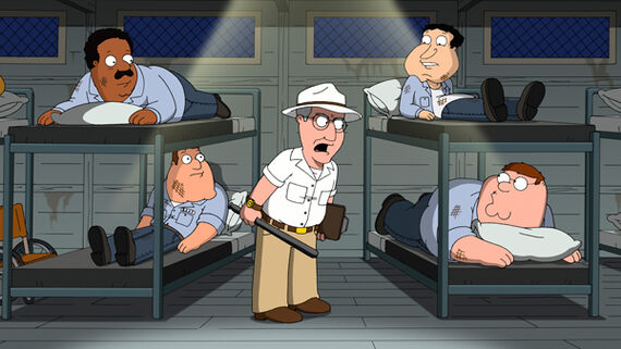 Family Guy Season 10 Episode 8 Cool Hand Peter