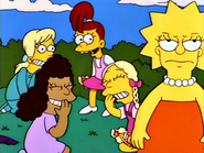 "Lisa's treatment from her ""friends"""