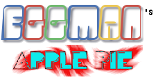 Eggman&#39;s apple pie logo