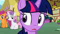 Apple Bloom about to dictate the friendship report S2E06.png
