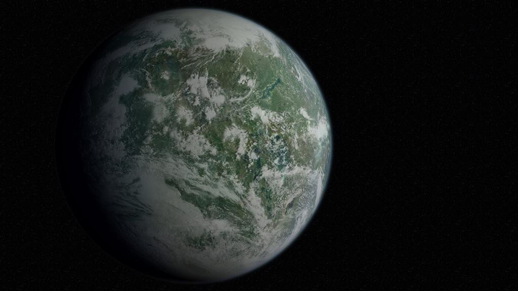 Cambio de facción - Muerte de Saarth y la llegada de los Wookies a Endor [Relan] Kashyyyk