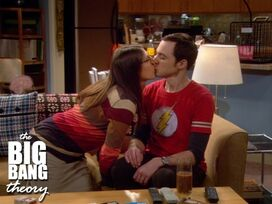 Shamy kiss