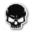 Cardicon skull black