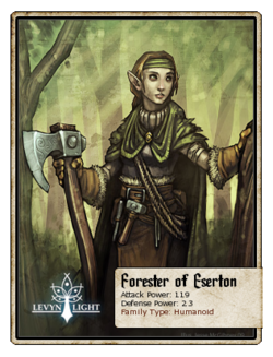 Forester of Eserton