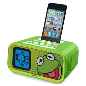 Kermit clock