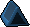 Blue triangle key