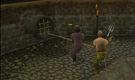 Breaking in West Ardougne