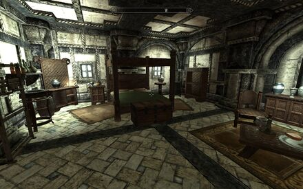 Proudspire Manor - second floor - bedroom