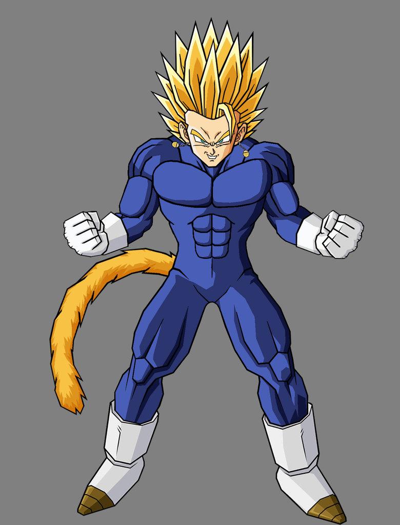 Vegehan Vegeta-Gohan Fusion  - Ultra Dragon Ball WikiGoku And Gohan Fusion Ssj4