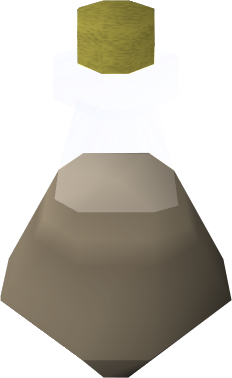 Cadantine potion (unf) detail