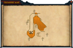 Map clue Ourania chaos altar