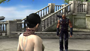 Raven - Pre-fight Animation - Tekken 6 Bloodline Rebellion - PSP