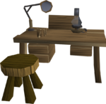 Crafting table 4 built