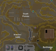 Death plateau
