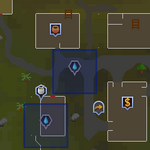 Edgeville water source