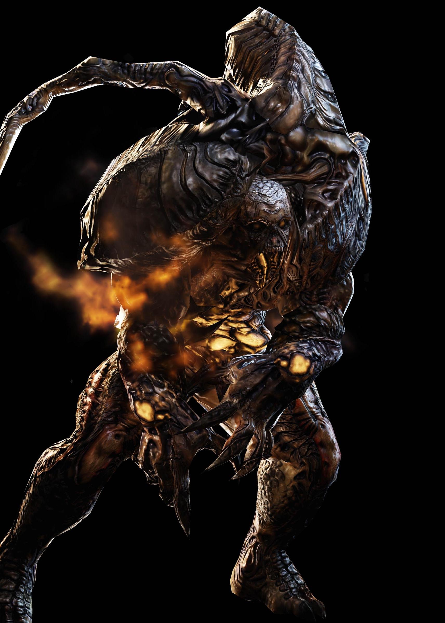 drudge lambent monster gears war locust gow wiki monsters creatures weapons wikia