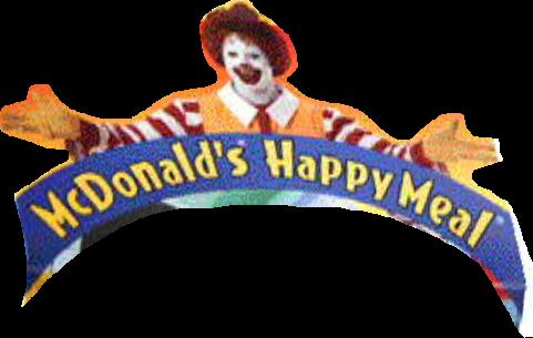 Mcdonald S Happy Meal Logopedia The Logo And Branding Site