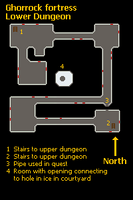 Ghorrock LowerDungeon