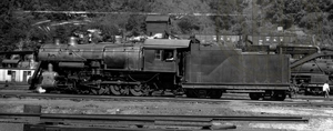 Lost Engines of Roanoke - Norfolk & Western Class M2c -1151