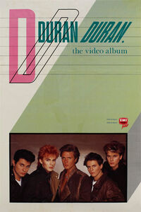 Duran duran film video poster 1983 wiki discogs wikipedia