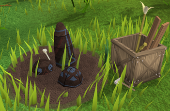 Herblore habitat standing stones